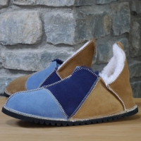 Sheepskin-Slippers-in-Denim,-Navy-&-Spice-b