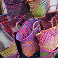 Baskets from Madagascar