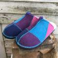 Sheepskin-Mules-ocean-purple-pink