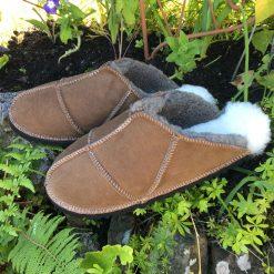 Women's Sheepskin Slippers - size 6