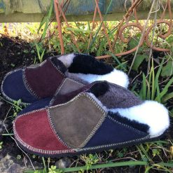 Sheepskin Slippers Mules