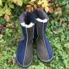 Kid's Sheepskin Boots Soft Colours