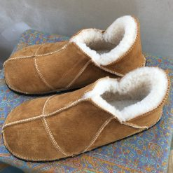 Sheepskin Slippers Spice