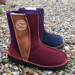 Sheepskin-Boots-Raj Colours