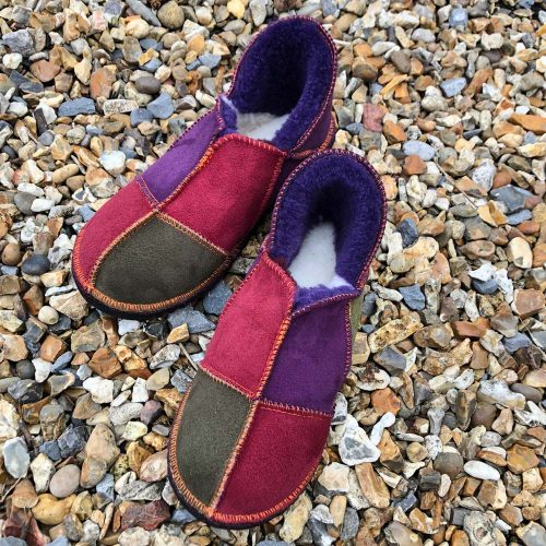 Sheepskin Slippers Raj