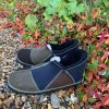 Men's Sheepskin Slippers Mocca Indigo Willow
