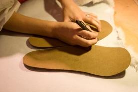 tricky sole pattern