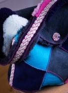Sheepskin Bag
