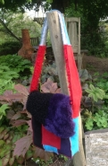 bright sheepskin bag 6
